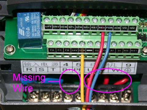 Installing huanyang vfd on bridgeport clone asfbconference2016 Images